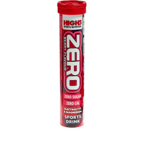 High5 Electrolyte Sports Drink Zero Tabs 20 Pieces, Red Fruits